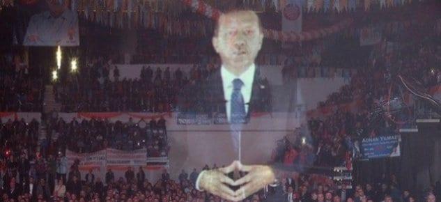 Erdoğan'ın o konuşmasının bedeli: Dakikası 10 bin TL