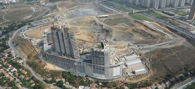 Finans Merkezi projesi Ataşehir'in çevresinde de gayrimenkul fiyatlarını patlattı