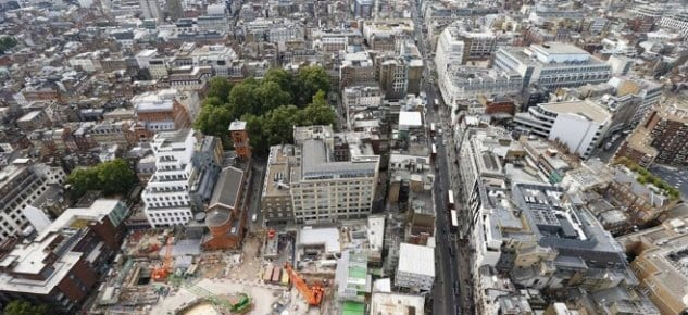 Londra'ya 25 Milyar Dolarlık Metro