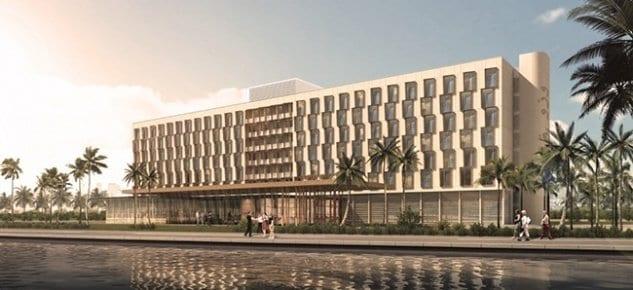 Polimeks İnşaat Libya Uzou Otel'in Renovasyonunu Yapacak