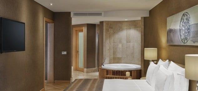 CVK Park Prestige Suites, ev konforunda seçkin yaşam alanları sunuyor