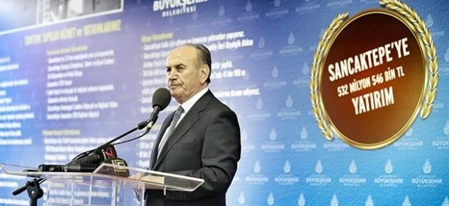 Başkan Topbaş'tan her ilçeye rehabilitasyon merkezi ve kreş sözü