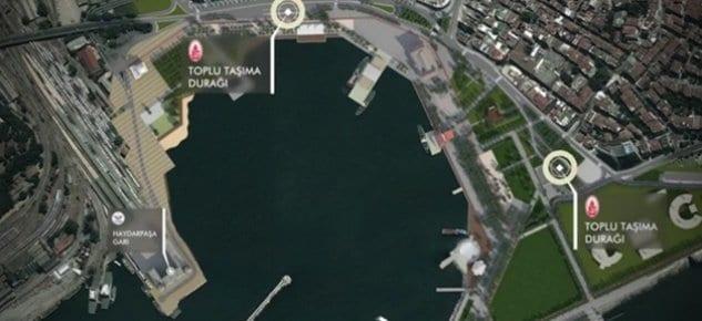 Topbaş'ın rüya gibi Kadıköy Meydanı projesi