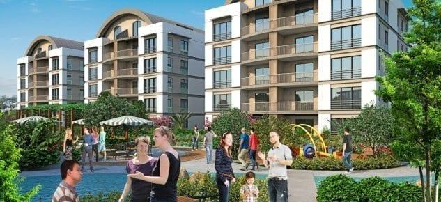 Makro-Akyapı'nın Seyran Şehir projesi ön satışa çıkıyor