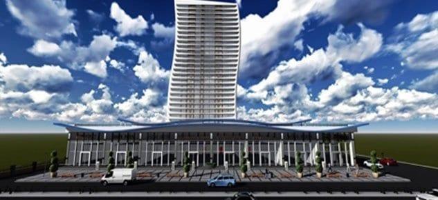 Allure Tower İstanbul Nisan'da satışa çıkacak!