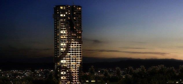 Ede Tower 25 Mayıs'ta görücüye çıkıyor