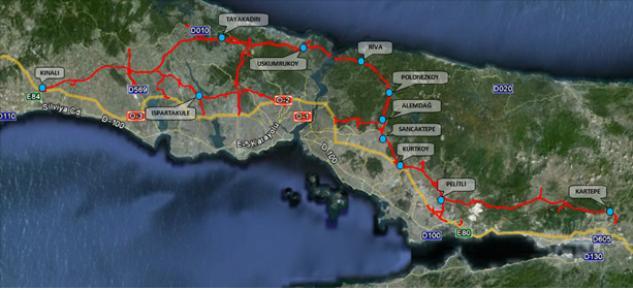 Türkiye'nin en önemli 3 köprü Projesi masaya yatırılacak