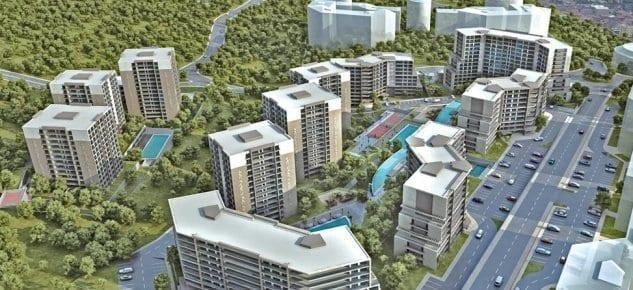Evora İstanbul'da yüzde 2 peşinatla 100 bin 200 TL!