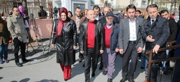 İstanbul'da üçüncü kez Kadir Topbaş