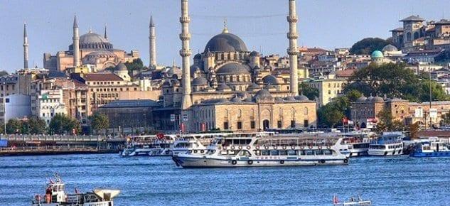 Körfez Devleri İstanbul'da buluştu