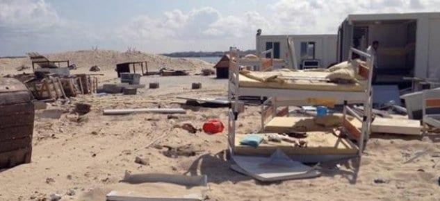 Somali'de roketli saldırıda 2 Türk işçi yaralandı