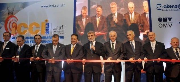 Enerji dünyası ICCI 2014'te buluştu,
