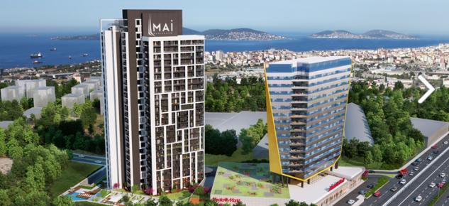 Mai Residence'da %1 KDV ve 60 aya 0 faiz fırsatı!