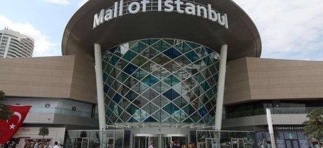 İstanbul'un alışveriş merkezi Mall of İstanbul açıldı!