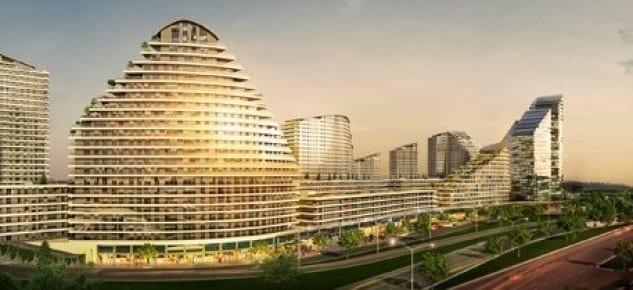 Batışehir'in son etabı Loca satışa çıkıyor