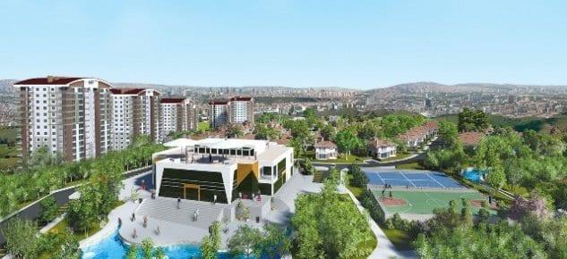 """Mebuskent'te """"her aileye bir koru"""