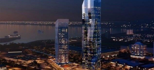 Mistral İzmir'de inşaat hızla ilerliyor!