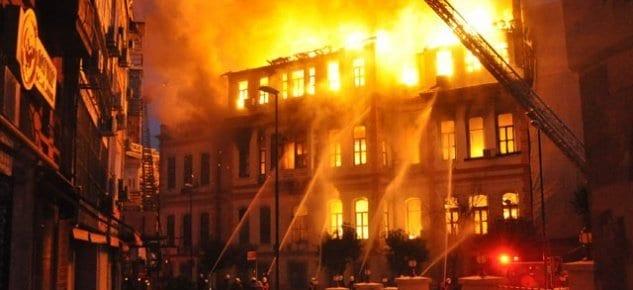 Yangından Korunma Yolları ve Dikkat Edilmesi Gerekenler Nelerdir?