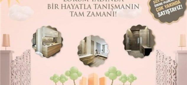 DKY İnşaat'tan Lokum Evler projesi