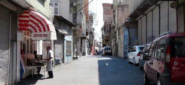 Gaziantep'te sular durulmuyor