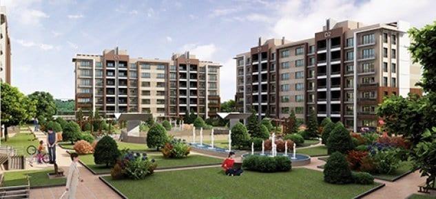 Seha Yapı'nın tasarruf ettiren evleri Konya'da yükseliyor