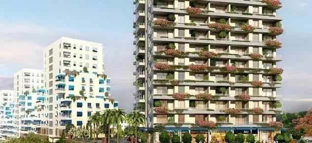 Karşıyaka Rezidans'ta 198 bin TL'den başlıyor
