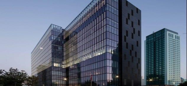 Ofis anlayışına yeni bir yaklaşım getiren 'Orjin Maslak' açıldı