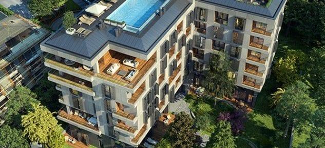 Nidapark Seyrantepe'de daireler satışa sunuldu.