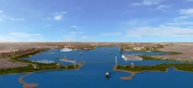 Kanal İstanbul bir şehri böyle değiştirecek