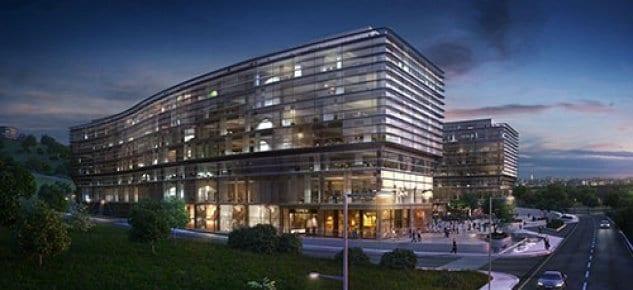 Premier Kampüs Ofis'in 2. etabı satışta