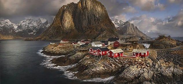 Doğal güzellikleriyle görenleri büyüleyen ülke!