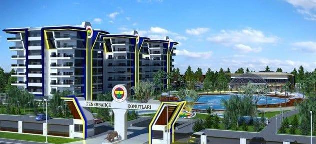 Fenerbahçe Konakları Projesi Geliyor