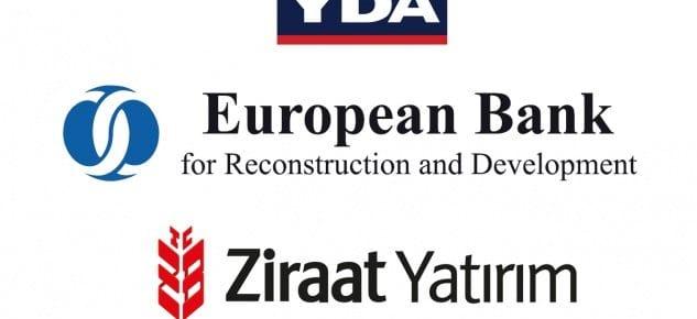 YDA'nın tahviliyle Avrupa imar ve kalkınma bankası (EBRD) ilk kez Türk lirasına yatırım yaptı