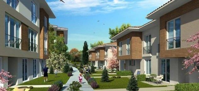 Bahçeşehir Dekar Asmalı Bahçeler'de yüzde 1 KDV!