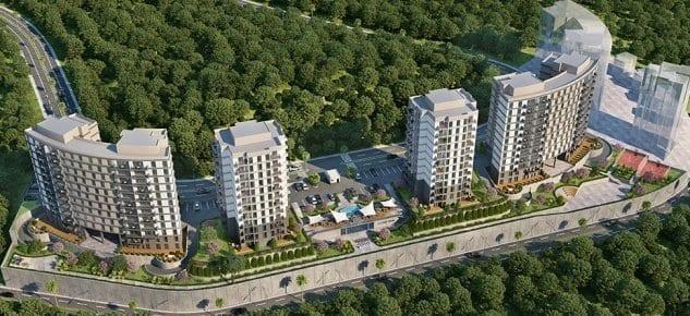 Sky Bahçeşehir fiyatları 380 bin liradan başlıyor!