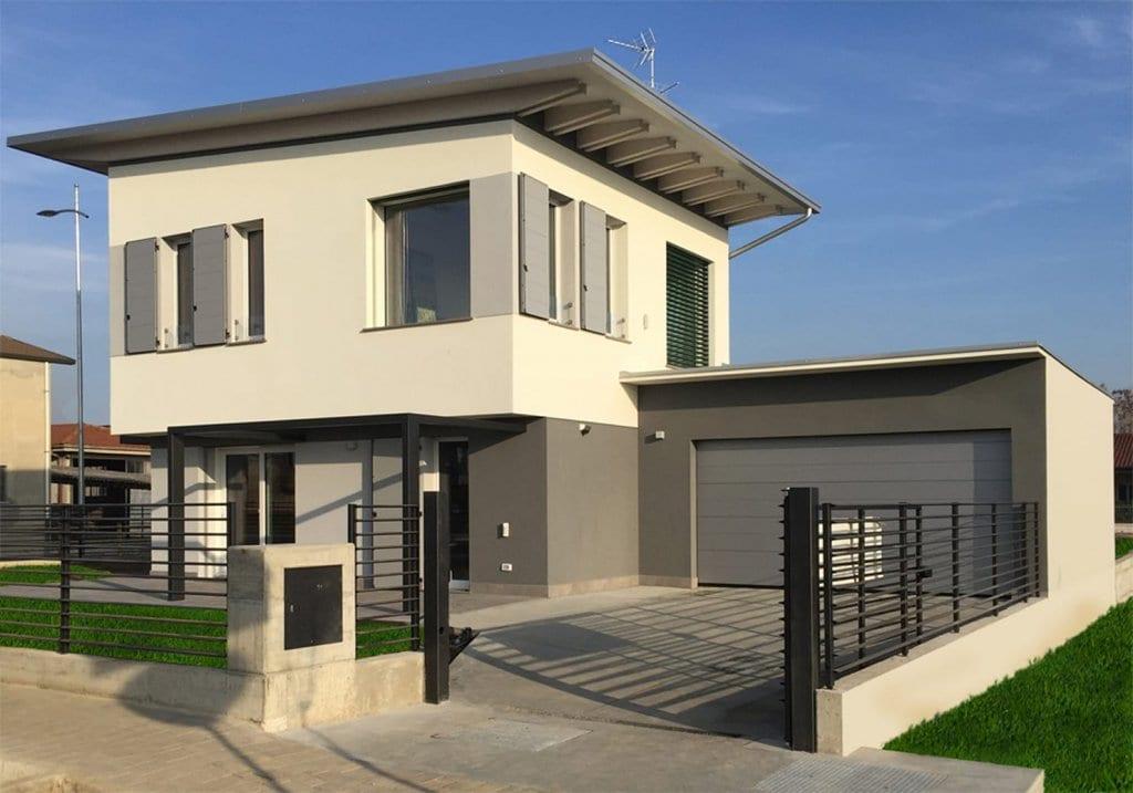 Betonarme evlerin zellikleri betonarme ev n aat for Progetto villa moderna nuova costruzione