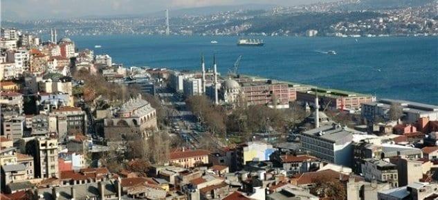 Türkiye'de ortalama konutların metrekare fiyatı 2 Bin 214 TL