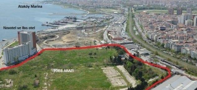 Yedi Mavi TOBB Zeytinburnu 1.14 milyar TL değerinde!