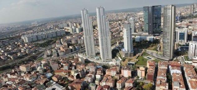 Queen Bomontiyle doyasıya İstanbul Manzarası..