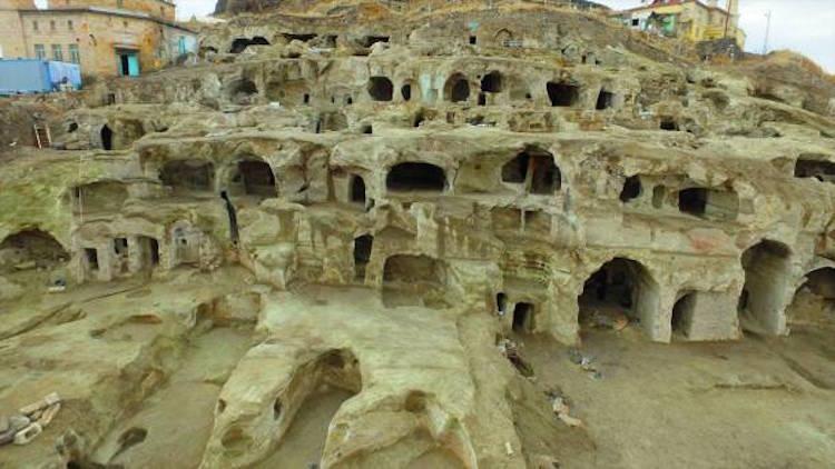 Türkiye'nin En Güzel Yeraltı Şehirleri