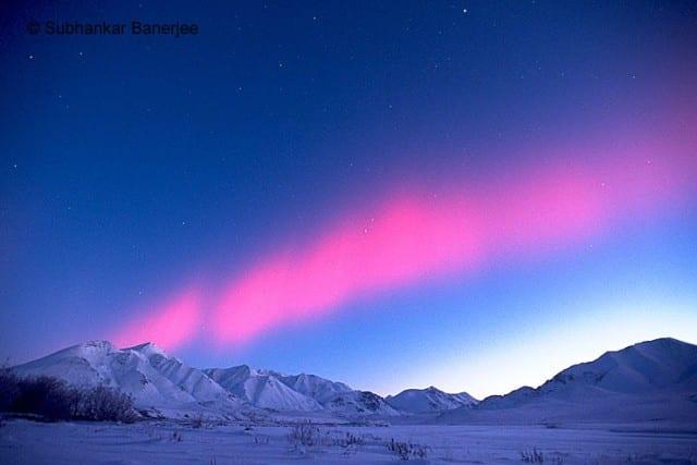 Alaska Kuzey Işıkları