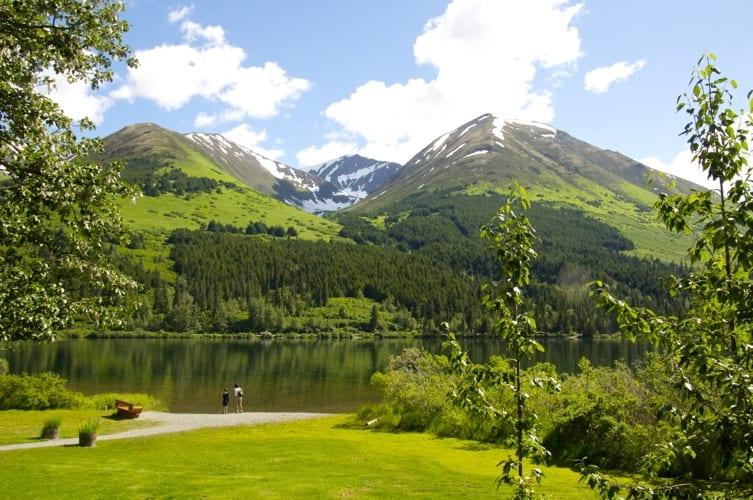 Alaska Manzara