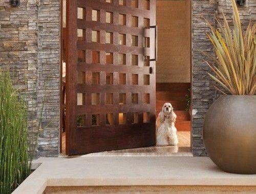 Dünyada dikkat çeken 40 ilginç kapı tasarımı!