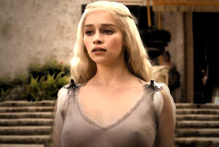 Emilia Clarke'ın Rüya Gibi Evi
