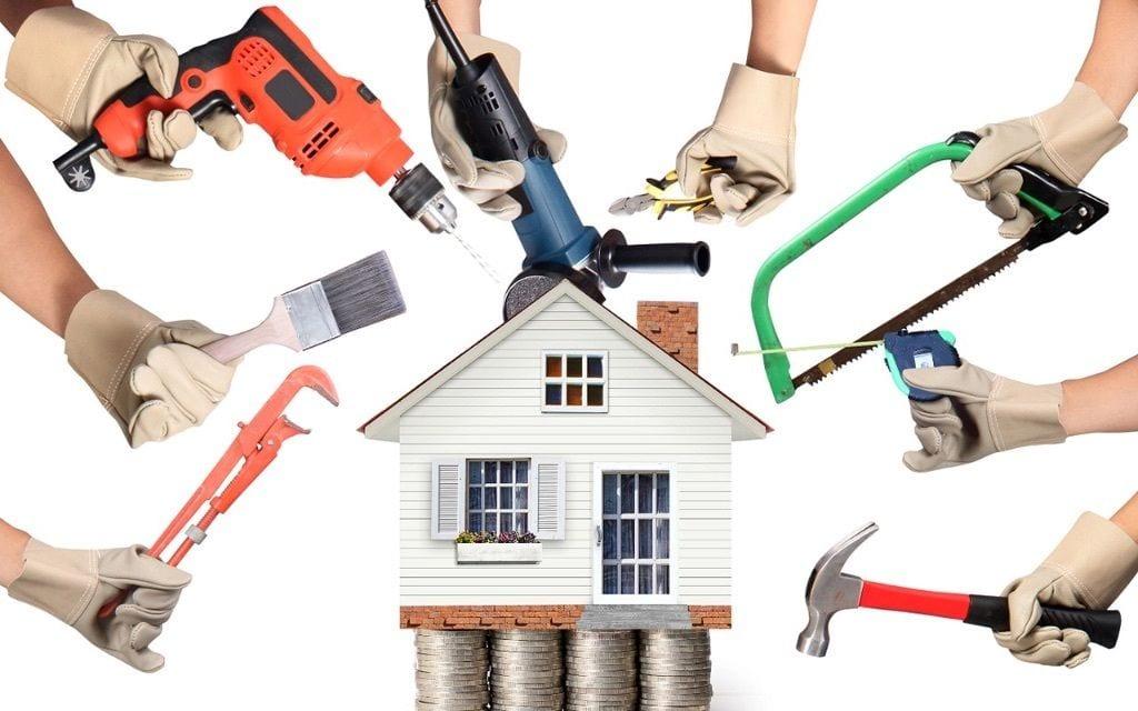 Evde tamirat işi olmasın