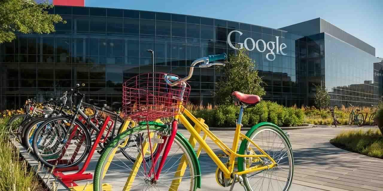 Bir Google Masalı Googleplex