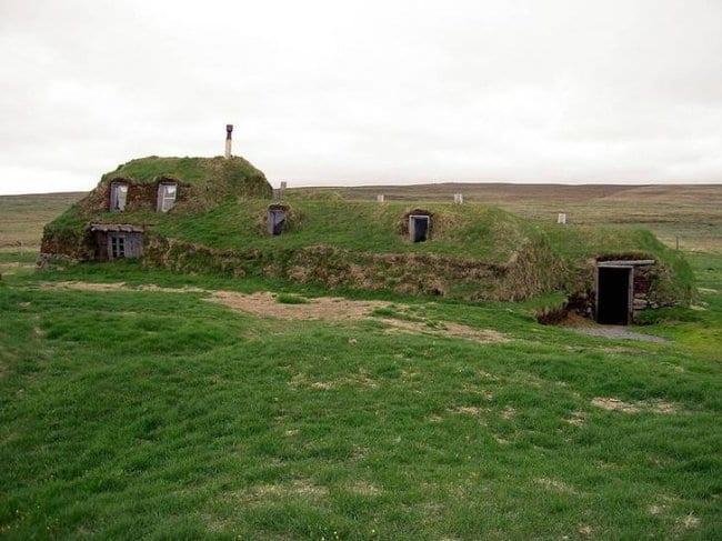 İzlanda Evleri