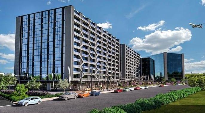 Keleş Center Airport projesinde 350 bin liraya daire!