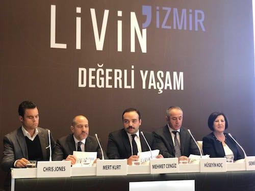Livin İzmir projesi güncel fiyat listesi!