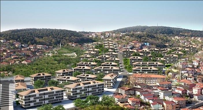 Beykoz'un İlk Kentsel Yenileme Projesi Başlıyor